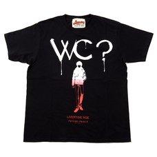 Psycho-Pass 2 x Livertine Age WC T-Shirt