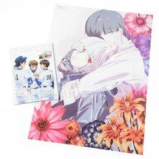 Bessatsu Spoon vol. 65 2Di w/Bonus Ace of Diamond, Tokyo Ghoul & K Posters