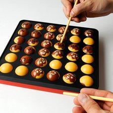 Takoyaki Reversi Game