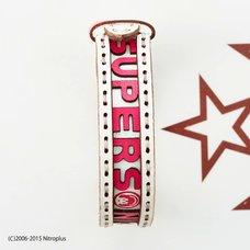 OJAGADESIGN Super Sonico White Bracelet
