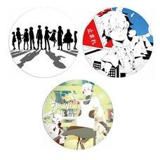 Mekakucity Badge Sets | Kagerou Project