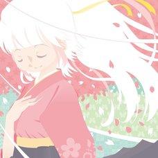 """Sakura Exhibition: Yoshinori Harada """"Sakura Remember"""" Poster"""