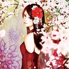 "Sakura Exhibition: Yuka ""Spring Party -Gentleness-"" Poster"