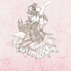 "Sakura Exhibition: TOMIA ""Falling Blossom"" Poster"