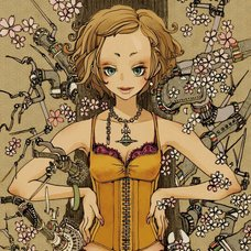"Sakura Exhibition: Hideyuki MORI ""Sakura"" Poster"