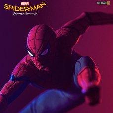 Battle Diorama Series Spider-Man: Homecoming 1/10 Scale Spider-Man