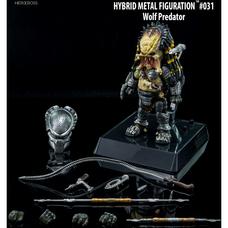 Hybrid Metal Figuration #031: Aliens vs Predator: Requiem - Wolf Predator