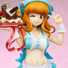 DreamTech Girls und Panzer Saori Takebe: Valentine Apron 1/7 Scale Figure
