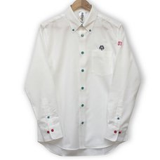 Hatsune Miku White Button Down Shirt