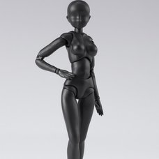 S.H. Figuarts Body-chan: Solid Black Color Ver. DX Set Vol. 2