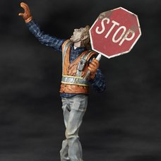 Tales from the Apocalypse - The Traffic Guard 1/16 Scale Plastic Model Kit