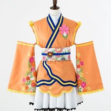 Love Live! The School Idol Movie Hanayo Koizumi Angelic Angel Cosplay Outfit