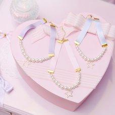 KOKOkim Pearl Star Necklace