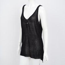 Rozen Kavalier Summer Knit Tank Top
