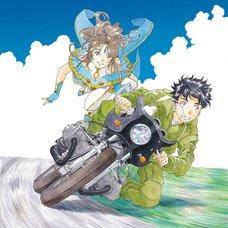 Kousuke Fujishima Signed Limited Edition Framed Oh My Goddess! Primagraphie Art Print: Breath of God
