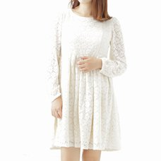 earth music&ecology Brushed Dress