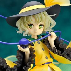 Touhou Project: The Closed Eyes of Love Koishi Komeiji 1/8 Scale Figure (Re-run)
