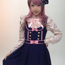 KOKOkim School Idol Sailor Jumper Skirt