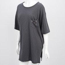 Ozz Croce Eyelet T-Shirt