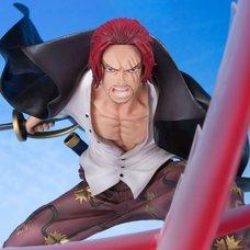 Figuarts Zero One Piece: Shanks -Sovereign Haki-