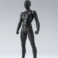 S.H. Figuarts Body-kun: Solid Black Color Ver. DX Set Vol. 2