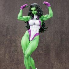 Marvel Comics She-Hulk Bishoujo Statue