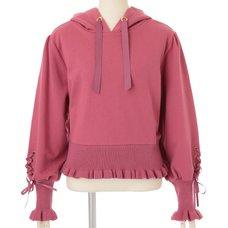 LIZ LISA Short Fleece-Lined Pullover