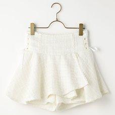 LIZ LISA Peplum Shorts