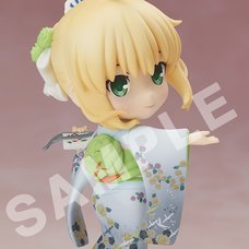 Chara-Forme Plus Fate/stay night Saber Kimono Ver.
