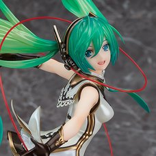 Rage of Bahamut Hatsune Miku: Winter Heroine Ver. 1/8 Scale Figure