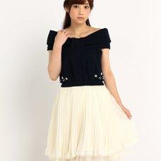 LIZ LISA Pleated Dress