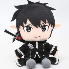 Kuitto Sword Art Online II Kirito Plush