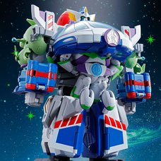Chogokin Toy Story Chogattai Buzz the Space Ranger Robo