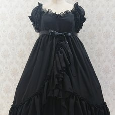 Atelier Pierrot Chiffon Babydoll Dress