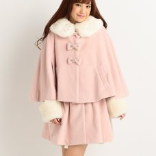 LIZ LISA 5-Way Poncho-Style Coat
