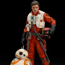 ArtFX+ Star Wars Poe Dameron & BB-8