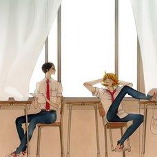 Doukyusei -Classmates- Blu-ray