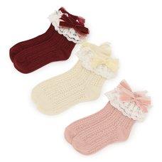 LIZ LISA Lacy Socks