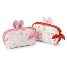 LIZ LISA Picnic Rabbit Pouch
