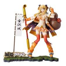 Shirohime Quest Kanazawa-Jou 1/8 Scale Figure