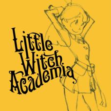 Little Witch Academia Creator's Sketchbook