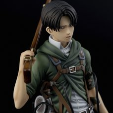 Brave-Act Attack on Titan Levi: Ver. 2A 1/8 Scale Figure