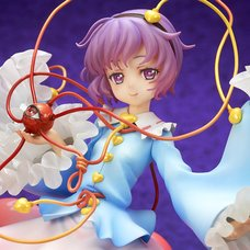 Touhou Project: The Little Girl Feared by Ghosts Satori Komeiji 1/8 Scale Figure