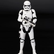 ARTFX+ Star Wars First Order Stormtrooper Single Pack