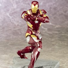 ArtFX+ Captain America: Civil War - Iron Man Mark 46