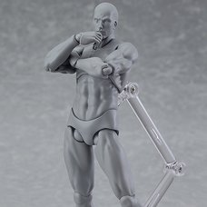 figma Archetype Next: He - Gray Color Ver. (Re-run)