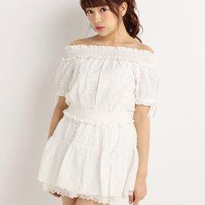 LIZ LISA Cambric Short Top