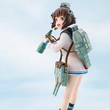 Kantai Collection -Kancolle- Destroyer Yukikaze 1/7th Scale Figure