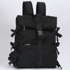 Honey Salon Side Lace-Up Backpack
