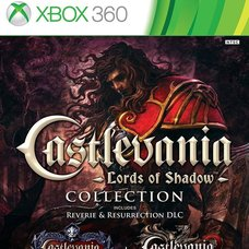 Castlevania Lords of Shadow Collection (Xbox 360)